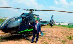 Как используют в деловой авиации вертолеты?