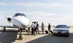 Основные составляющие стоимости полетов на самолетах деловой авиации