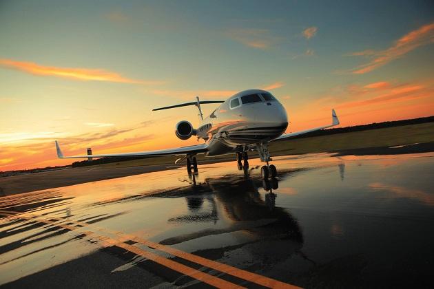 Чартеры самолетов деловой авиации
