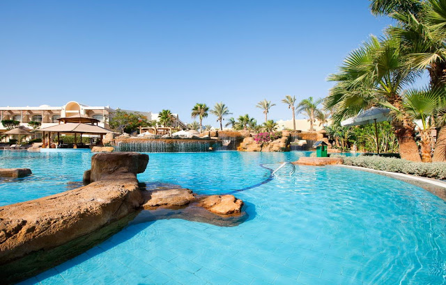 Зимний тур в Египет